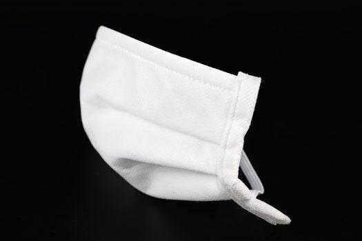 Mascarilla reutilizable TNT Blanca Adulto
